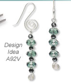 Design Idea A92V Earrings