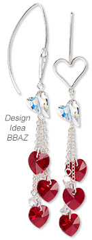 Design Idea BBAZ Earrings