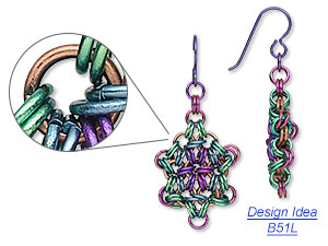 Jewelry-Making Wire: Non-Precious Metal, Colored and Steel Wires