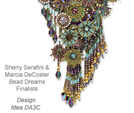 Bead Dreams Finalist - Necklace Design Idea DA3C