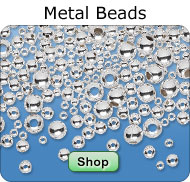 Bulk Metal Beads, Bulk Sterling Silver Beads, Bulk Pewter Beads & more