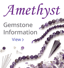 Amethyst Gemstone Information