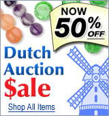 Dutch Auction - Now 50% Off