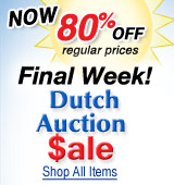 Dutch Auction Sale F