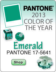 PANTONE Color of the Year 2013 - Emerald