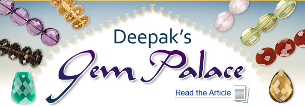 Deepak's Gem Palace - Read the article