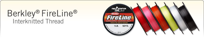 Berkley® Fireline® - Interknitted Thread