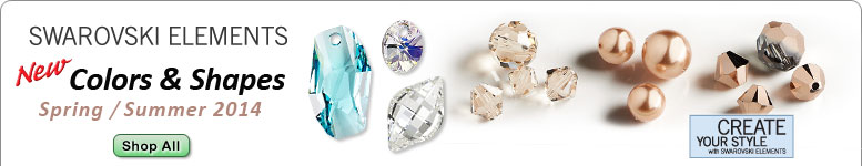 Swarovski Elements Innovations Spring/Summer 2014