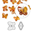 Bead, Swarovski crystal, Crystal Passions®, crystal astral pink, 8x7mm faceted butterfly (5754). Sold per pkg of 12.