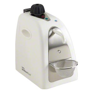 Steam cleaner, Brilliant Spa®, white, 10-1/2 x 6-1/4 x 10-1/4 inches. Sold individually.