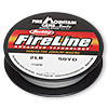 Thread, Berkley® FireLine®, gel-spun polyethylene, crystal, 0.08mm diameter, 2-pound test. Sold per 50-yard spool.