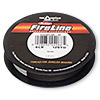 Thread, Berkley® FireLine®, gel-spun polyethylene, smoke, 0.15mm diameter, 6-pound test. Sold per 125-yard spool.
