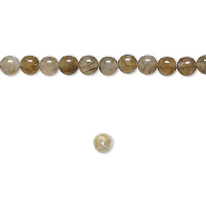 bead, labradorite (natural), 4mm round, c grade, mohs hardness 6 to 6-1/2. sold per 16-inch strand.
