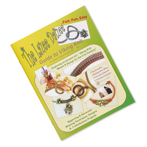 book, the lazee daizee™: guide to viking knit, volume 1 by stephanie eddy  michael eddy. sold individually.