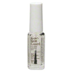 jewelers skin guard™, comfees™. sold per 0.2-fluid ounce bottle.