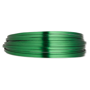 Wire-Wrapping Wire Aluminum Greens