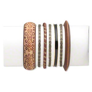 Bangles Mixed Colors Everyday Jewelry