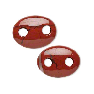 Links Grade B Red Jasper