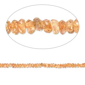 Beads Grade C Hessonite