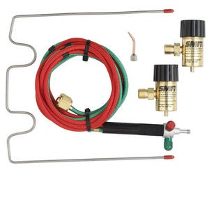 torch set, smith little torch™ outfit for disposable tanks with 8-foot hoses. sold per set.